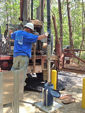 NJ Geotechnical Drilling