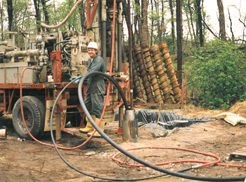 NY Environmental & Geotechnical Drilling