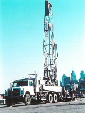 NJ Environmental & Geotechnical Drilling